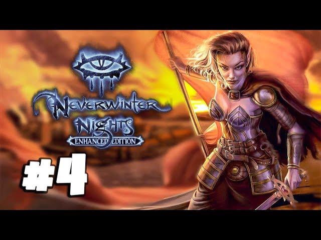 Neverwinter Nights Enhanced Edition #4 - Temple of Tyr - Gameplay Walkthrough