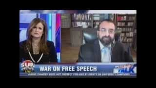 Robert Spencer on Sun TV, 1/15/15, on CAIR's attempt to silence criticism of Islam