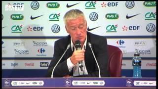 Équipe de France / Deschamps et l