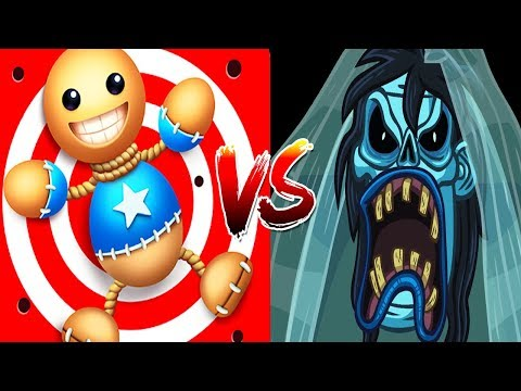 Troll Face Quest Horror Vs Kick The Buddy Horror - All Weapons Fun Trolling Best Moments Compilation - 동영상