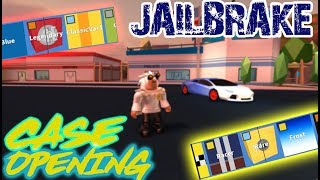 Roblox-Jail break Lit Case Opening
