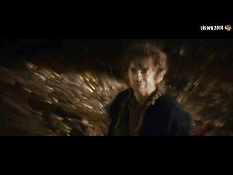 """Эпизод фильма """"Хоббит - 2. Пустошь Смауга"""" и """"Песня ночного сторожа"""" группа """"Аргонавты"""""""