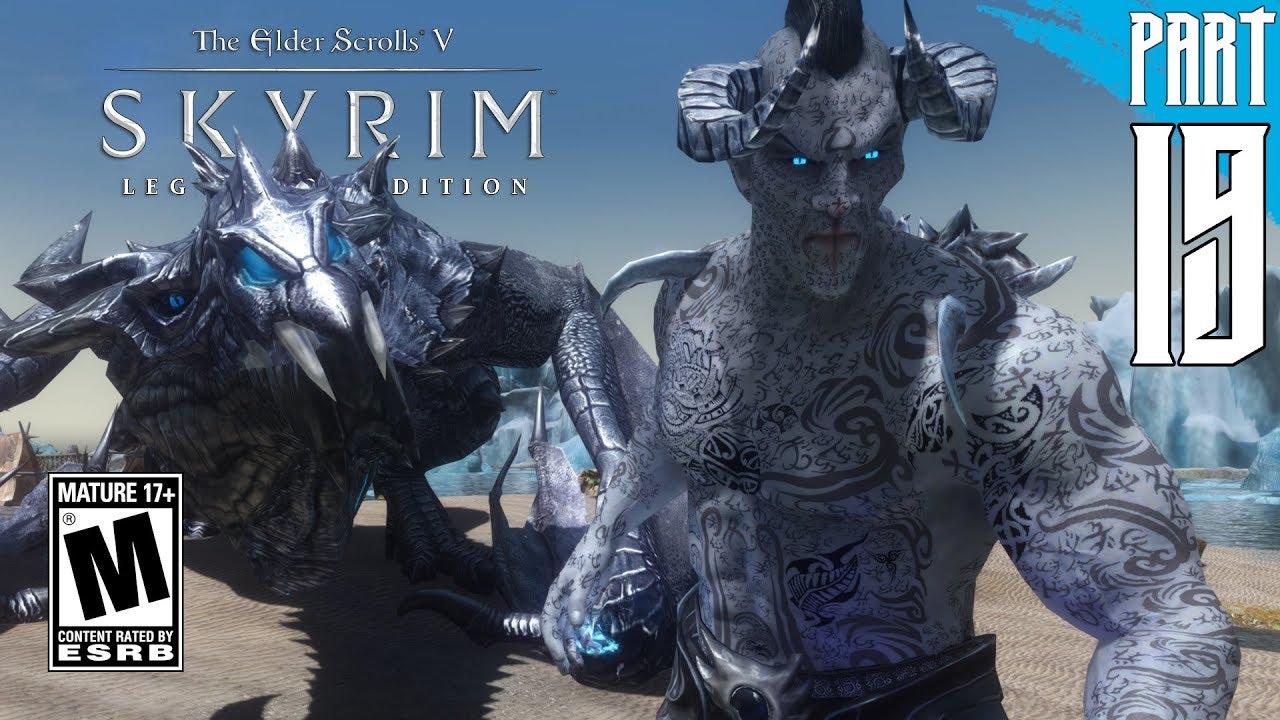 SKYRIM (200+ MODS) | Dark Elf Gameplay Walkthrough Part 19 [PC - HD]