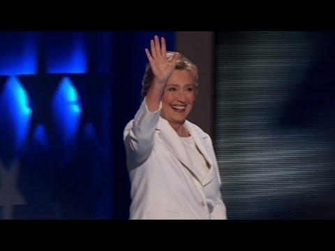Hillary Clinton's full DNC speech (Entire speech)