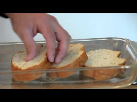How To Make Oven-Baked French Toast