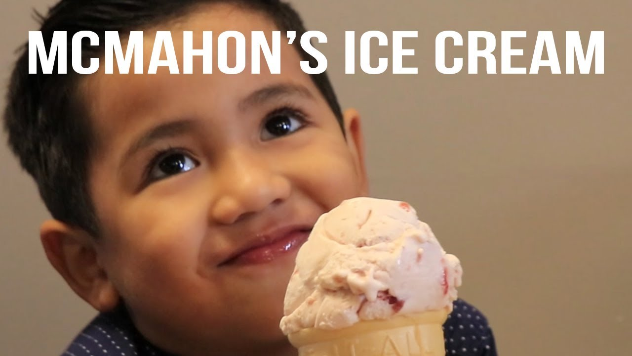McMahon's ICE CREAM Shop