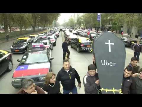 Почему Uber такое дешевое такси