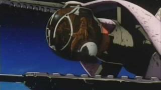 Cowboy Bebop - Space Lion (scene of episode 13)
