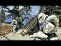 US Space Marines in Heavy Combat ! In Online FPS Game Section 8 Prejudice