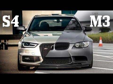 Comparison: B8.5 S4 vs E92 M3