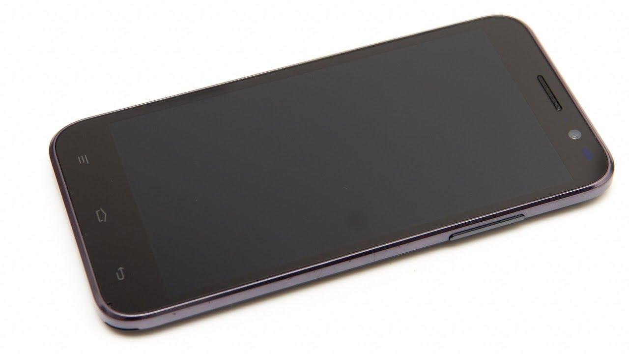 Kazam Smartphone Test