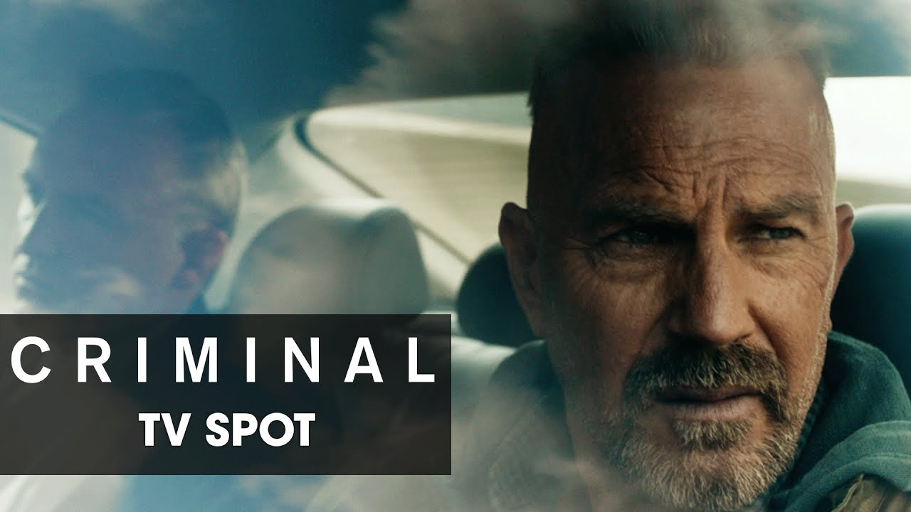 "Criminal (2016 Movie) Official TV Spot – ""Stakes"""