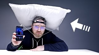 I bet your pillow can't do this...