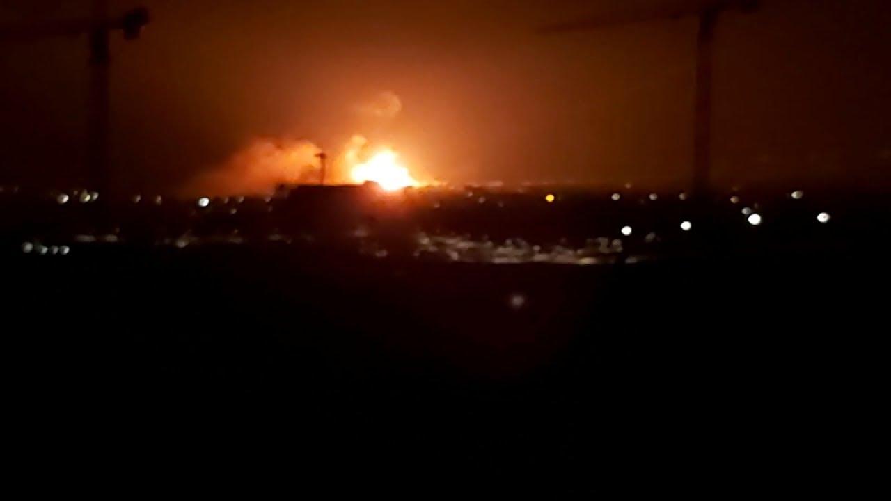 При взрывах на севере Кипра пострадали 12 человек