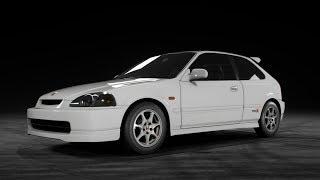 Luźny Tuning: Honda Civic Type-R EK9 - NFS: Payback
