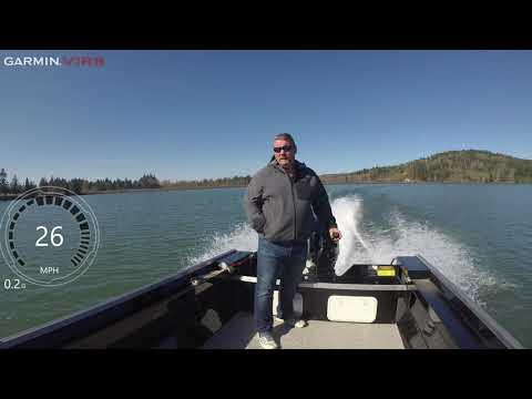 Fish Rite 18' Fishmaster With Mercury 60/40 Jet Quick Run - Maxxum Marine - Shot With Garmin Virb