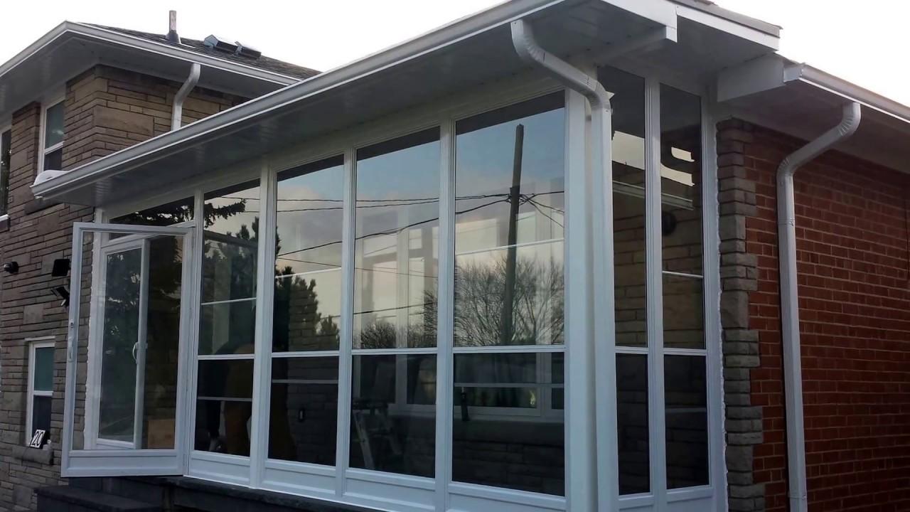 Porch Enclosures By Vinyl Professionals Windows And Doors