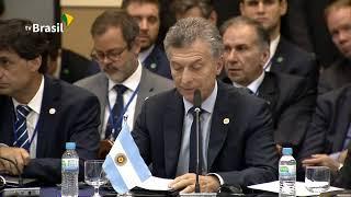 Palabras del presidente Mauricio Macri en la Cumbre del Mercosur
