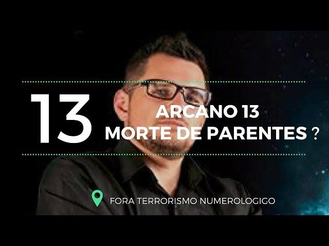 13 ARCANO DA MORTE NUMEROLOGIA