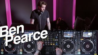 Ben Pearce - DJsounds Show 2017