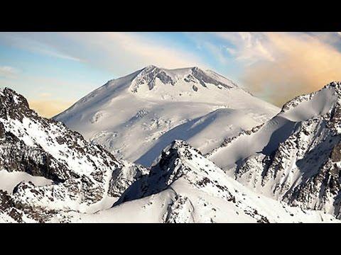 A trek in Russia's Caucasus