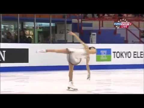 satoko miyahara World Junior Figure Skating Championships 2013
