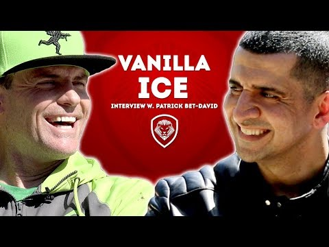 Vanilla Ice : Tupac, The 90's Generation & Selling 160 Million Records