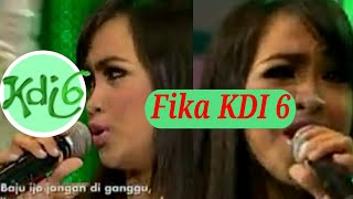 """Fika KDI 6 - """" Ayam Jago """""""
