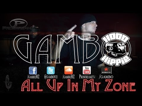 Gambo - All Up In My Zone (Official Music Video)