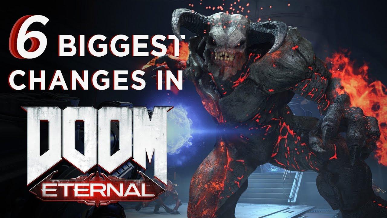 Doom Eternal single-player DLC is already part of the plan