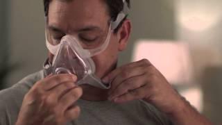 Guide de mise en place du masque facial AirFit™ F10