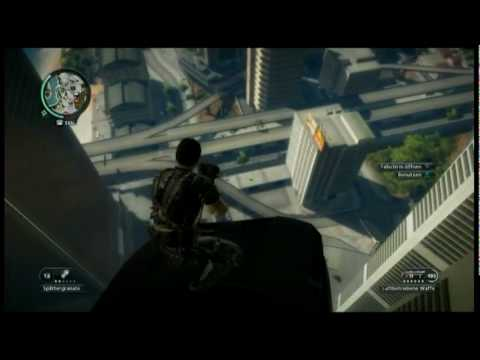 Just Cause 2 EXTREME Stunt Montage