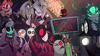 If the Hazbin Hotel trailer was made by Hollywood (joke video)