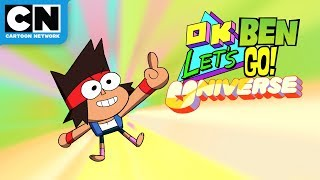 Greatest OK K.O.! Crossovers | OK K.O.! Let's Be Heroes | Cartoon Network