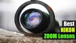 ▶️10 Best Nikon Zoom Lenses in 2018