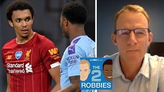 Reactions to Man City thrashing Liverpool, Matchweek 32 recap   The 2 Robbies Podcast   NBC Sports