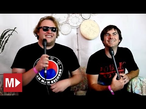 The Smith Street Band | Moshcam Interviews
