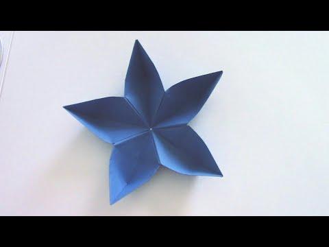 0rigami Fiori.Fiori Di Carta Origami Origami Flowers Mami Crea Youtube