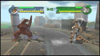 Godzilla Save the Earth Gameplay 2