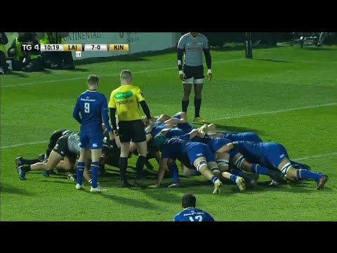 Guinness PRO14: Leinster vs Southern Kings - Highlights
