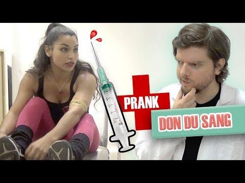 Pranque : L'infirmier qui ne sait pas faire de piqûre (Version intégrale)