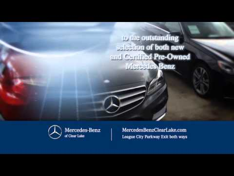Charming Integrity, Honesty And Superior Service @ Mercedes Benz Of Clear Lake