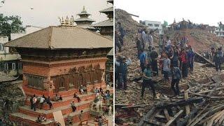 Объекты всемирного наследия разрушены землетрясением в Непале