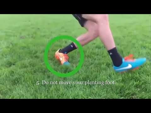 How to Bend a Soccer Ball | Discovery