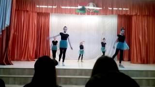 Танец под песню stop people