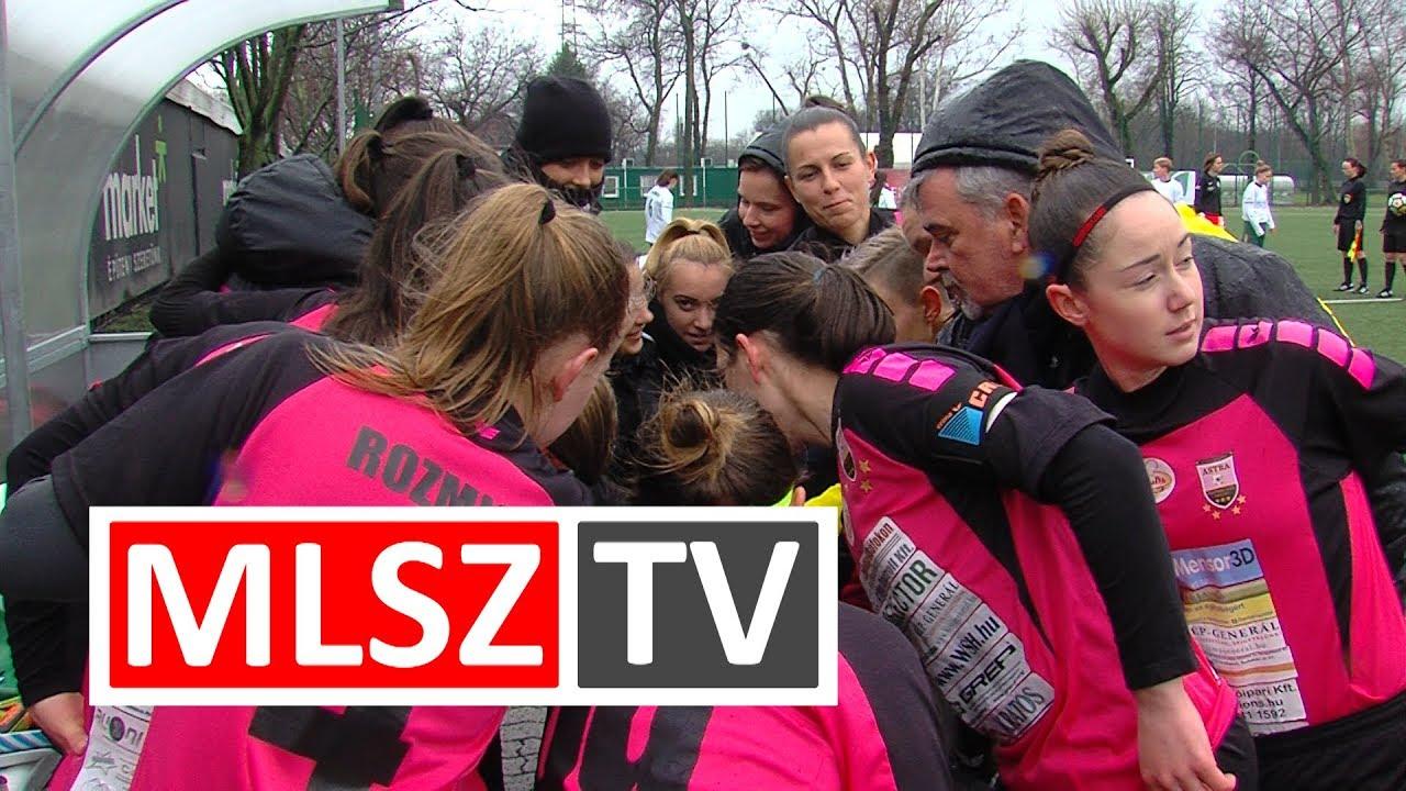 Ferencvárosi TC - ASTRA-4IG-HFC | 3-0 | JET-SOL Liga | 14. forduló | MLSZTV