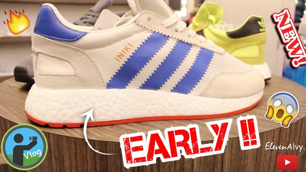timeless design 60431 97122 ดาวน์โหลดเพลง Early Stock On Adidas Iniki Runner Boost vlog29 หรือฟังที่  VMiXe