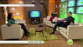 Pachmann Péter kínos bakija élő adásban - 2015.01.16. - tv2.hu/fem3cafe