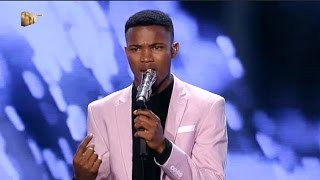 Idols SA Season 12 | Top 4 | Thami: A Change is Gonna Come