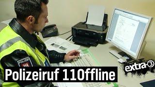 Realer Irrsinn: Hamburger Polizei ohne Internet